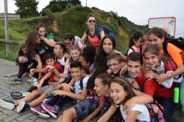 LAREDO 21-31 julio: Excursión al monte