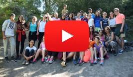 CORNEJO 21-31 julio: Acampada, escalada, rápel, juegos… (VÍDEO)