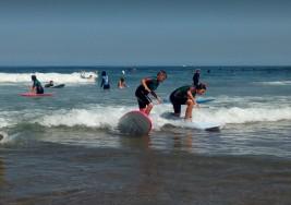 SURF y MULTIAVENTURA GETXO 1-11 agosto: Fotos del campamento