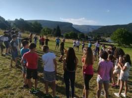 CORNEJO 1-11 julio: Arranca el campamento (FOTOS y VÍDEO)