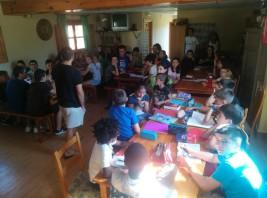 CORNEJO 1-11 julio: Las primeras clases del summer camp (FOTOS)