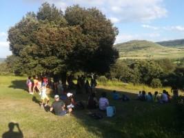 CORNEJO 1-11 julio: Juego y paseo por Burgos (FOTOS y VÍDEO)