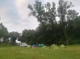 CORNEJO 1-11 julio: Chapuzón en el río y ¡acampada! (FOTOS)