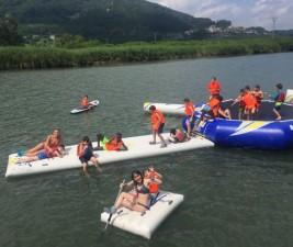 LAREDO 1-11 julio: Nos refrescamos en el aquapark (FOTOS)