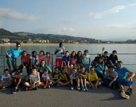 LAREDO 1-11 julio: Grandes momentos del campamento (FOTOS)