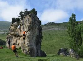 MEDINA 1-11 julio: Un lugar sin igual para hacer escalada y rápel (FOTOS)