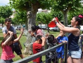 LAREDO 1-11 julio: Slackline, tiro con arco y juegos de agua (FOTOS)