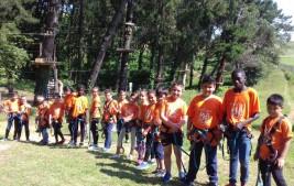 LAREDO 1-11 julio: Visita a Santander y su Forestal Park (FOTOS)
