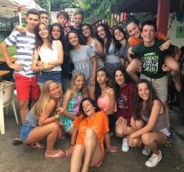 SURF 1-11 julio: Fotos de grupo y selfies (FOTOS)