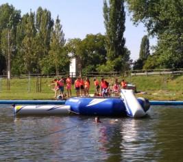 CORNEJO 1-11 julio: Parque acuático en Villarcayo (FOTOS)