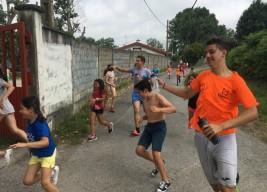 CAMPUS 1-15 julio: Tirolina y sanfermines (FOTOS)