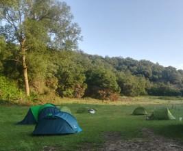 CORNEJO 11-21 julio: Nos vamos de acampada (FOTOS)