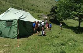 MEDINA 11-21 julio: De acampada en Baíllo (FOTOS)