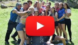 MEDINA 11-21 julio: Acampada en Baíllo y tirolina (VÍDEO)