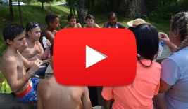 CORNEJO 11-21 julio: Zambullida en el río, datchball y juego nocturno (VÍDEO)