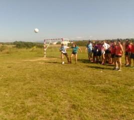 MEDINA 11-21 julio: Camisetas pintadas, piscina, fútbol y béisbol pie (FOTOS)