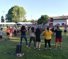 MULTIAVENTURA 11-21 julio: Clase de zumba (FOTOS)