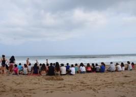 SURF 11-21 julio: Disfrutando del campeonato de surf mientras surfeamos (FOTOS)