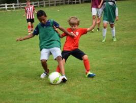CAMPUS 15-31 julio: Marcamos todos los goles en el campus de fútbol (FOTOS)