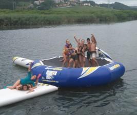 LAREDO 11-21 julio: Parque acuático en Limpias (FOTOS y VÍDEOS)