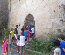 CAMPUS 16-31 julio: Visitamos el castillo de Butrón (FOTOS)