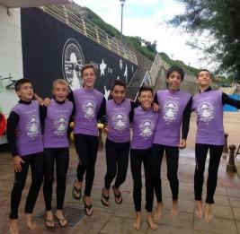 SURF y MULTIAVENTURA 21-31 julio: Cogemos las primeras olas del campa (FOTOS y VÍDEO)