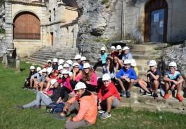 CORNEJO 21-31 julio: Visita a San Bernabé y polis y cacos (FOTOS)