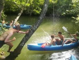 CORNEJO 21-31 julio: Piraguas río arriba (FOTOS y VÍDEOS)