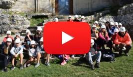 CORNEJO 21-31 julio: Visita a la cueva ermita de San Bernabé y polis y cacos (VÍDEO)