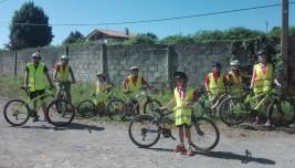 CAMPUS 16-31 julio: Calentamos y nos vamos en bici (FOTOS)