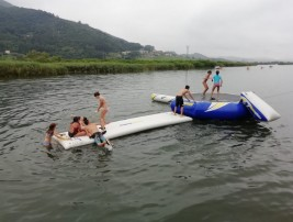 LAREDO 21-31 julio: Nos vamos de piraguas y aquapark (FOTOS y VÍDEOS)