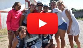 SURF y MULTIAVENTURA 1-10 y CAMPUS 1-15 agosto: Nos tiramos por la tirolina (VÍDEO)
