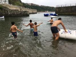 CAMPUS 1-15 agosto: Parque acuático en el Puerto Viejo (FOTOS)