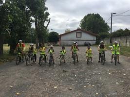 CAMPUS 1-15 agosto: Ruta en bicis, bolas y matrículas (FOTOS)