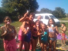 CORNEJO 11-21 agosto: Últimos momentos del campamento (FOTOS y VÍDEOS)