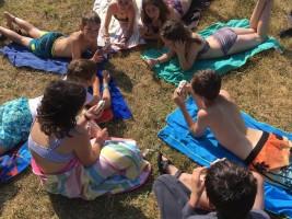 CORNEJO 1-11 JULIO: Día en el río, y en clase de inglés… ¡El reto de los Spaghetti! (FOTOS)