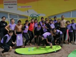 SURF 1-11 JULIO: Clases de surf por las mañanas (FOTOS)