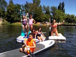 CORNEJO 11-21 JULIO: Slackline y excursión a Villarcayo (FOTOS)
