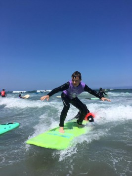 SURF Y MULTIAVENTURA 11-21 JULIO: surf en la playa y escalada en el monte (FOTOS Y VIDEOS)