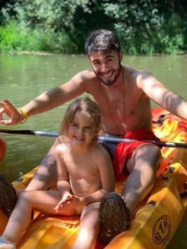 CAMPUS 15-31 JULIO: Pasándolo bien en el río (FOTOS)