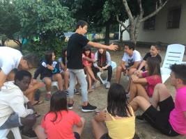 CORNEJO 21-31 JULIO: ¡Empieza el campamento!