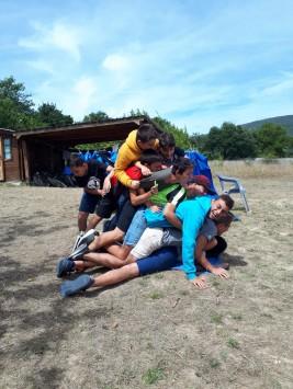 CORNEJO 21-31 JULIO: Últimos días en el campamento (FOTOS)