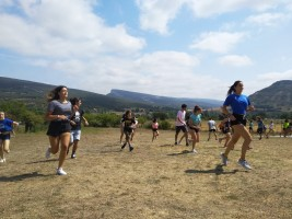 CORNEJO 1-11 AGOSTO: Olympic games in the Summer Camp (FOTOS)