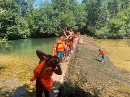 CORNEJO 11-21 AGOSTO: Gynkana y parque acuático (FOTOS)