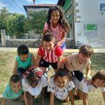 CORNEJO 11-21 AGOSTO: Disfrutando del campamento (FOTOS)