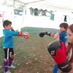 CAMPUS 1-15 agosto: Boxeo y kick boxing