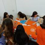 LAREDO 11-21 julio: Taller de aviones, customización de camisetas y concurso de gelatina (FOTOS y VÍDEOS)