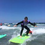 SURF Y MULTIAVENTURA 11-21 JULIO: surf en la playa y escalada en el monte (FOTOS Y VIDEOS)