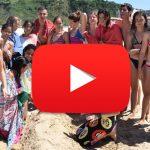 LAREDO 21-31 julio: Juegos con mucho humor y chapuzón en la playa (VÍDEO)