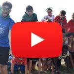 MULTIAVENTURA GETXO y SURF 11-21 julio: Orientandonos por Azkorri (VÍDEO)